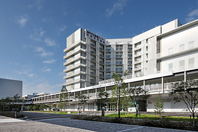 KOBE CITY MEDICAL CENTER GENERAL HOSPITAL